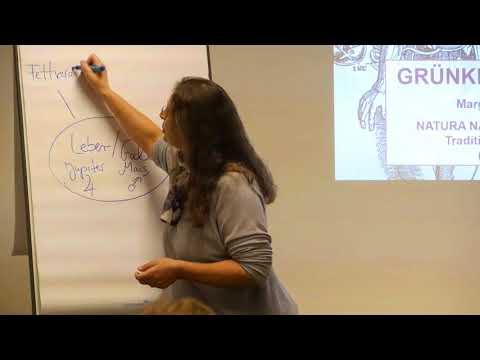 1/2: Margret Madejsky: Grünkraft für Leber & Galle
