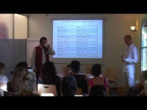 1/5: Dr. Antonio Morandi: Wahrnehmung der Gunas in der ganzheitlichen Diagnose