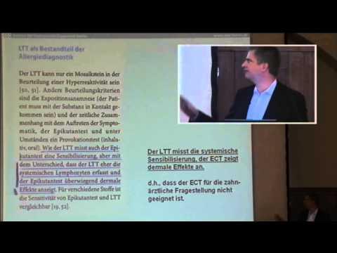 1/2: Dr. Volker von Baehr: Labordiagnostik bei lokalen und systemischen Entzündungsgeschehen