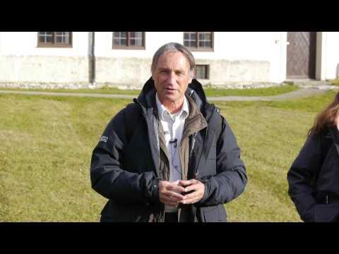 1/2: Marko Pogacnik: Heilende Bäume an Orten der inneren Wandlung - Workshop an der Tassilolinde
