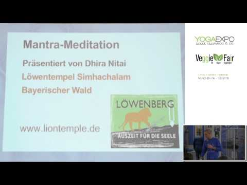 1/2: Dhira Nitai: Mantra-Meditation
