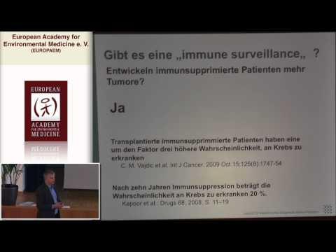 1/2: Dr. Volker von Baehr: Die chronische Entzündung bei Tumorpatienten - Labormarker...