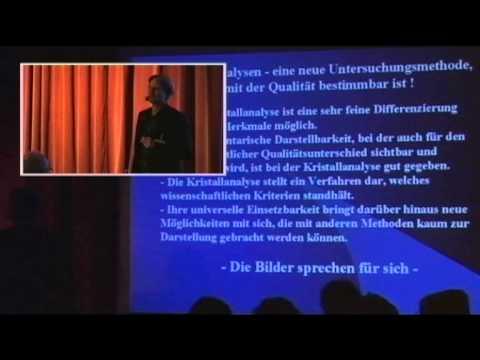 1/4: Andreas Schulz: Wasser - Kristall - Welten