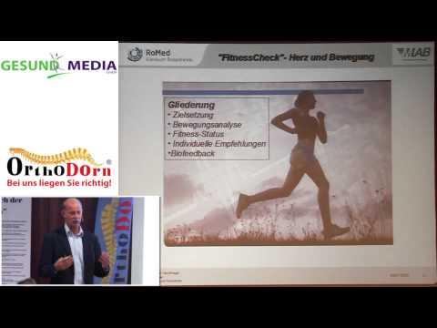 """1/3: Prof. Dr. med. Gerd Regel: """"FitnessCheck"""" - Hören Sie in Ihren Körper - Herz und Bewegung"""