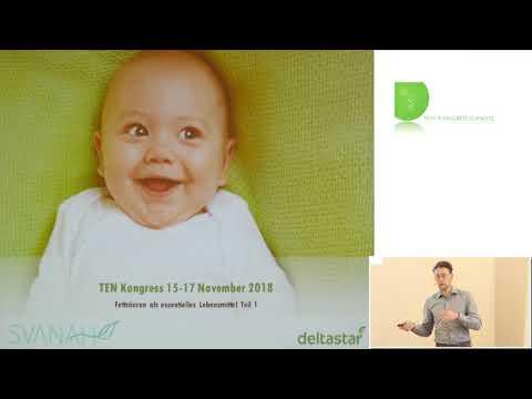 1/2: Patrick Engels: Fettsäuren, Grundwissen und Bedeutung für unsere Gesundheit