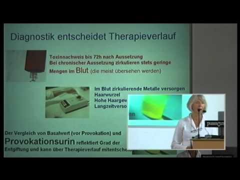 Teil 1/2: Dr. E. Blaurock-Busch: Die gezielte Toxinentgiftung entscheidet über den Therapieerfolg
