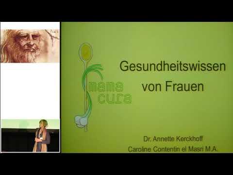 1/2: Dr. A. Kerckhoff, Caroline C. El Masri: Mamacura - überliefertes Gesundheitswissen von Frauen