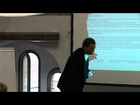 1/3: Dr. Holger Berges: Biologische Krebs-Medizin; Modelle und Hintergründe des Geistigen Heilens