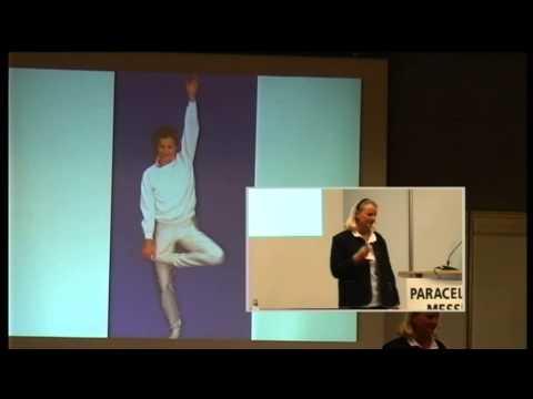 1/3: Dr. med. Christiane May-Ropers: Die Physik der Bewegung - Balance für Gesundheit