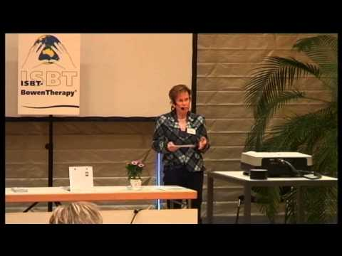 G.Morgenroth: Arthritis, Parkinson, MS, Rückenbeschwerden u.a. - BowenTherapie