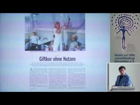 1/2: Dr. John G. Ionescu: Neue Therapieansätze bei Krebs