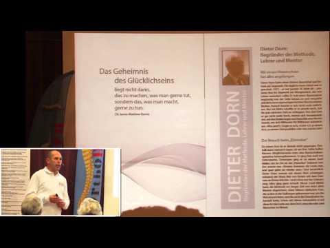 1/4: Erhard Seiler: Die Methode Dorn als Basistherapie