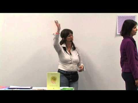 1/2: Gabriele Kopp: Gangananda Yoga Erlebnisvortrag