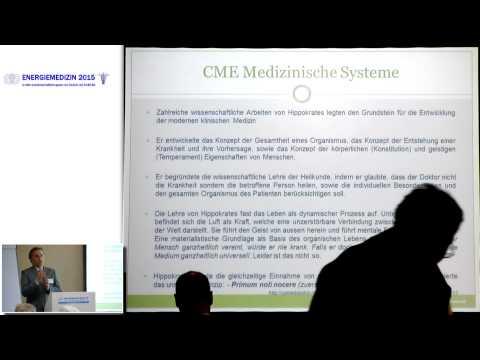 Dr. Slava Timokhin: 1/2: Cross-Matching - Spektralanalyse der Elektronenstrahlung des Körpers