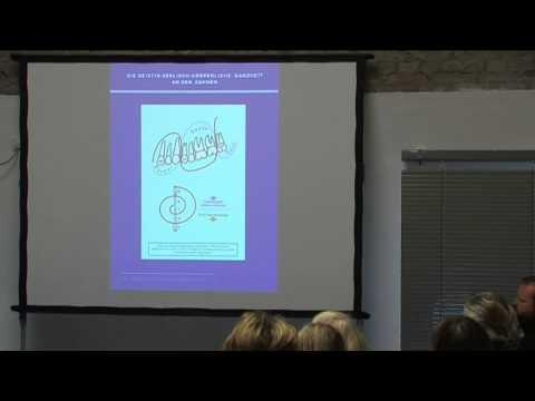 1/2: Dr. med. dent. Dr. phil. Johannes Edelmann: Zähne im Kontext von Körper, Geist und Seele