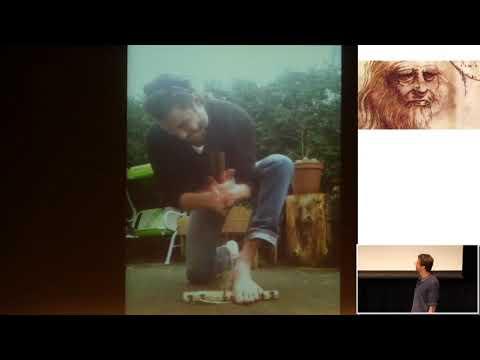 1/2: Tilman Meynig: Der Feuerdrill - Spirituelle Aspekte von den Anfängen der Menschheit