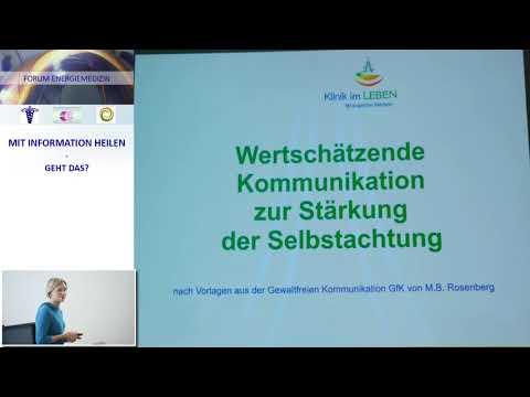 Vortrags-Ausschnitt | Kommunikation | Wertschätzende Kommunikation | Antje Gäbelein-Reuter