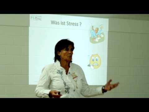 1/2: Dr. med. Ulrike Güdel: Was hat der Rücken mit Stress zu tun?