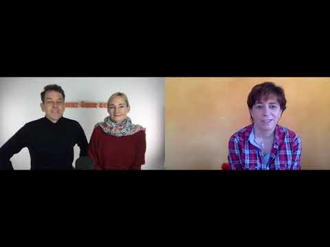 Interview | Aufwach-Kongress | Das Leben genießen | C. & W. (Grahn-)Hommelsheim, Ines Koban