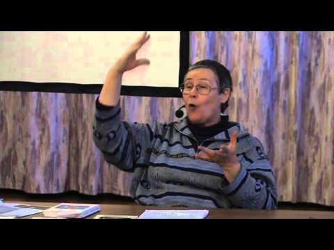 1/5:I.Kamieniecka: Weltgeschehen aus spiritueller Sicht - Kommen d.Weltlehrers/Meister d.Weisheit