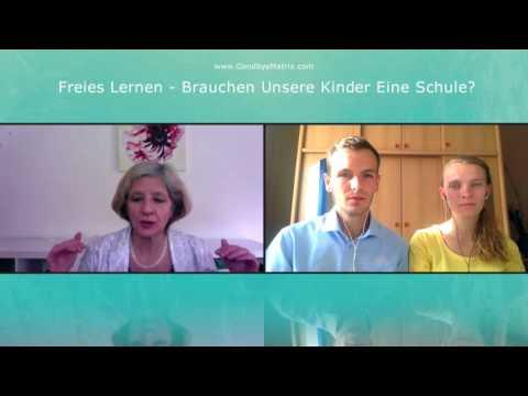 1/2: Dagmar Neubronner: Medien und Schule - die großen Verhinderer eines Abschieds aus der Matrix