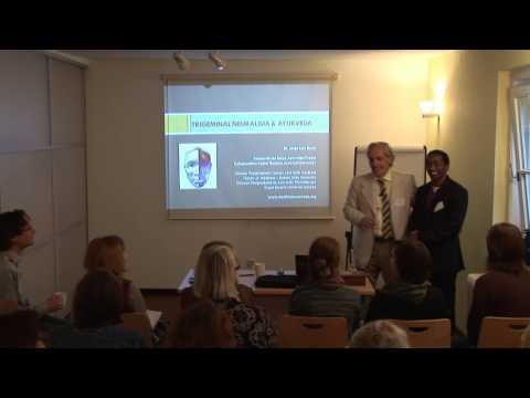 1/4: Dr. med. Jorge Luis Berra: Behandlungskonzepte bei Trigeminus Neuralgie
