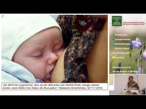 1/2: Margret Madejsky: Naturheilkonzepte für die weiblichen Brüste