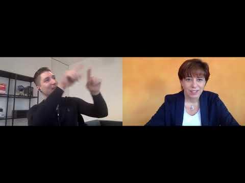 Interview | Aufwach-Kongress | Steuern sparen - finanzielle Intelligenz | Marc Schippke, Ines Koban