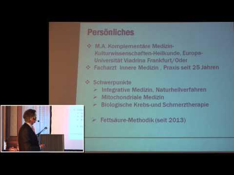 1/3: Dr. med. Jochen Henn: Fettsäuren - Messen, Analysieren und Regulieren