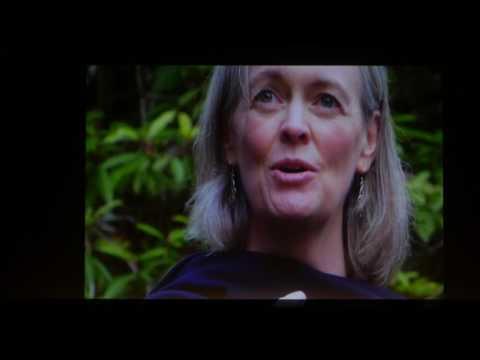1/2: Oona Soleil Ferguson: Schamanische Früh-Demonstration