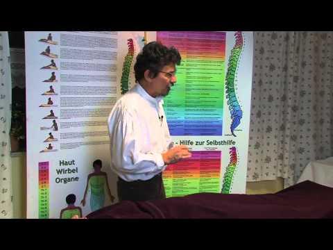 1/2: Joachim Wohlfeil: Ayurveda-Massage
