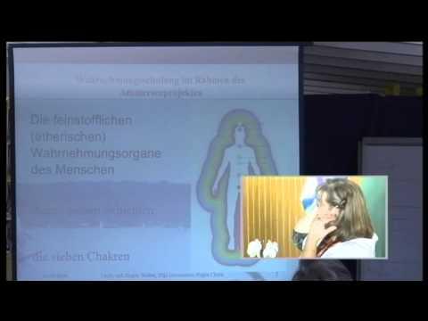 Teil 1/2: Uschi Walter: Wahrnehmungsschulung