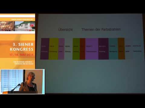 1/2: Dr. Petra Schneider: Farbprinzipien+LichtWesen Produkte - Wirkung auf Gefühle, Gedanken+Körper