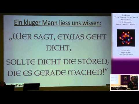1/2: H.-Ulrich Gaedke, Hartmut Dobler: Energiewende mit innovativen Produkten zur Stromerzeugung