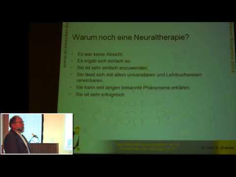 1/3: Dr. med. Siegfried Zinecker: Neue funktionelle Neuraltherapie
