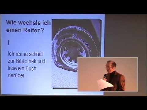 1/2: Dr. Joachim Schneider: Wissen Sie, welche Berufe zu Ihnen passen?