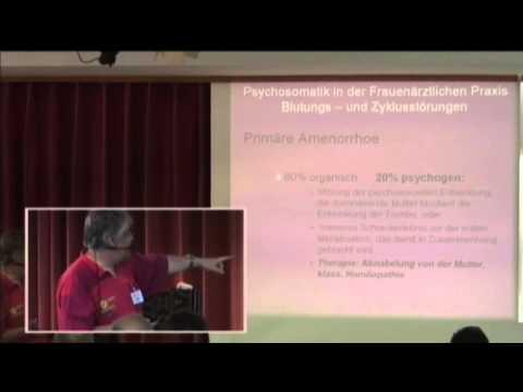 Dr. med. Peter Lackner: Psychosomatik in der Frauenarztpraxis