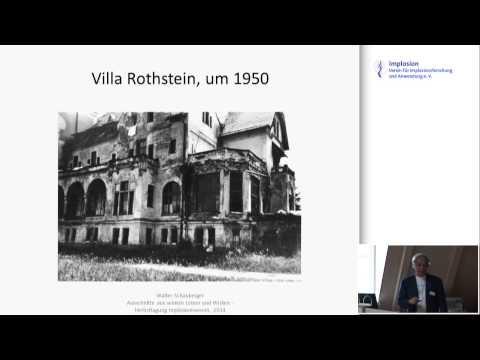 1/3:Jörg Schauberger:Der Einfluss Walter Schaubergers a.d.Umwelt-, Wasser- und Implosionsforschung
