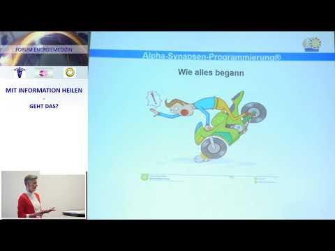 Vortrags-Ausschnitte | Energiemedizin | Alpha-Synapsen-Programmierung | Lissy Götz