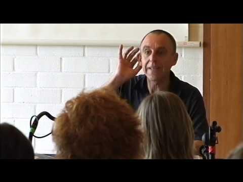 1/5: Peter Claßen: Legasthenie als Gabe - Bilderdenken (Workshop)