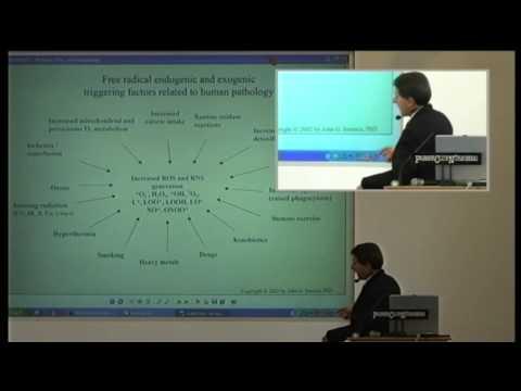 1/4: Dr. John G. Ionescu: Freie Radikale und Oxidativer Stress bei Haut-und Umwelterkrankungen