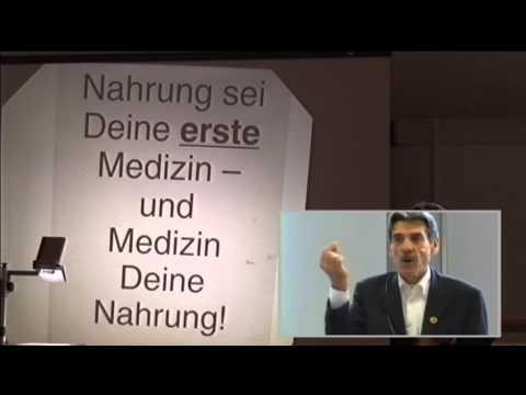 1/3: Roland Schneider: Heilnahrung und Makrobiotik - Lebensmittel für den Heilungsprozess?