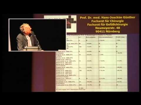 1/3: Prof. Dr. Hans-Joachim Günther, H. Fraas: Bioenergetisch gegen das Restless-Legs-Syndrom (RLS)