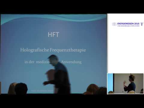 1/2: Tanja Ohland: Akustische Frequenztherapie in der medizinischen Anwendung