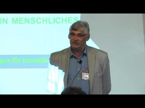 1/3: Richard Breuer: Biophotonen-Regulation über Hautrezeptoren