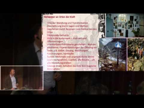 1/4: Olaf Rippe: Heilzauber an Orten der Kraft