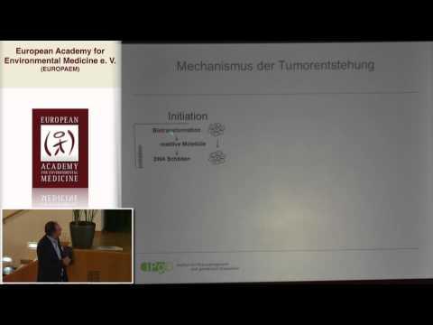 1/2: Dr. Eckart Schnakenberg: Genetische Diagnostik bei Krebs / Mammakarzinom