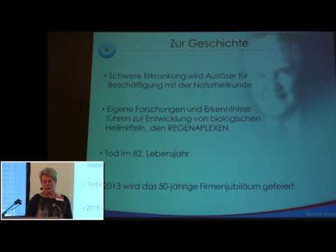 1/3: Kathrin Böhning: Einführung in die Grundprinzipien der REGENA-Therapie