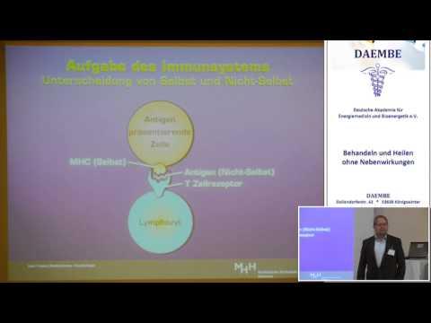 1/2: Prof. Dr. Uwe Tewes: Psychoneuroimmunologie - Gehirn und Immunsystem