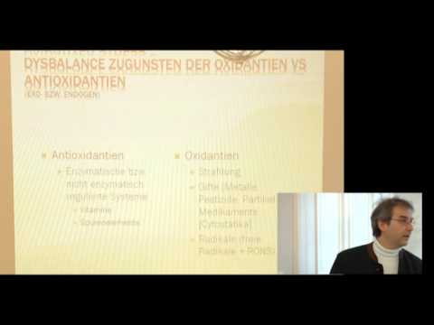 1/4: Prof. Dr. Joachim Greilberger: Carbonyl proteins as a clinical marker in Alzheimer's disease